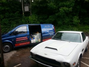 Mobile car valeting throughout Cheshire, Macclesfield, Wilmslow